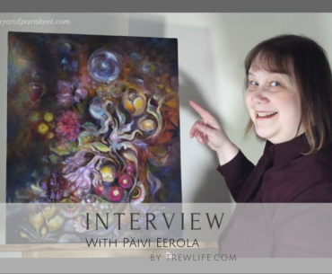 Interview with Päivi Eerola from Peony and Parakeet